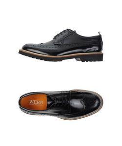 Webb | Обувь На Шнурках