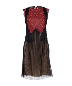 Marios Schwab   Платье До Колена