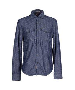 Pepe Jeans Heritage | Джинсовая Рубашка