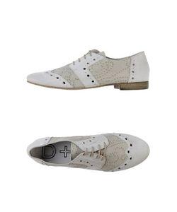 D+ | Обувь На Шнурках