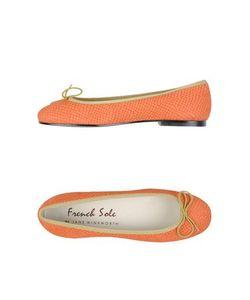 FRENCH SOLE | Балетки