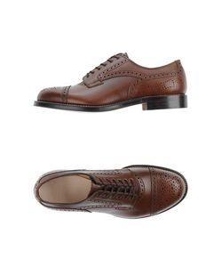 Foot The Coacher | Обувь На Шнурках