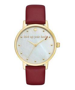 Kate Spade New York | Наручные Часы