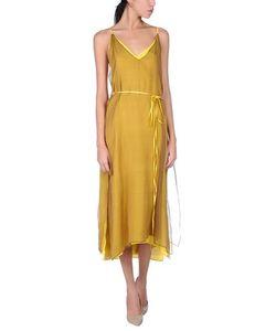 Y / PROJECT | Платье Длиной 3/4