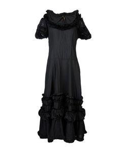 Comme Des Garcons | Платье Длиной 3/4