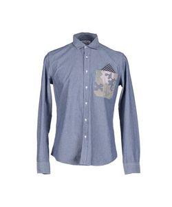 BARBERIA | Джинсовая Рубашка