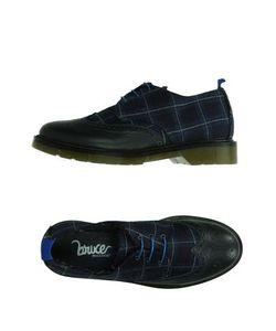 BRUCE   Обувь На Шнурках