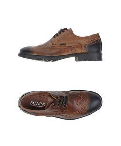 SCARPA | Обувь На Шнурках
