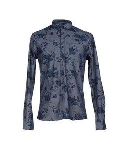 VILLAIN  LONDON | Джинсовая Рубашка