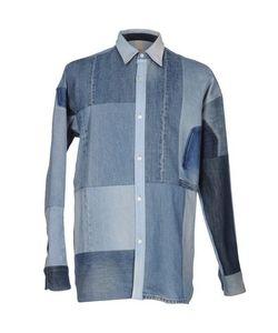 MIHARA YASUHIRO | Джинсовая Рубашка