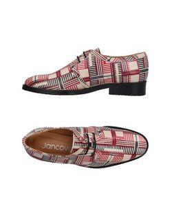Jancovek   Обувь На Шнурках