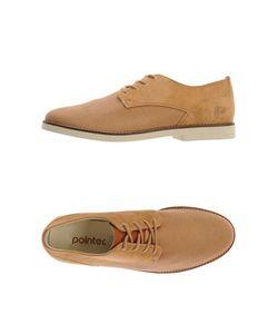 Pointer | Обувь На Шнурках