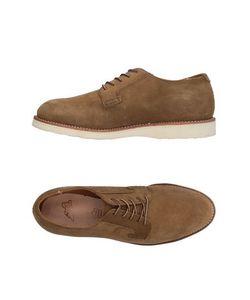 Red Wing Shoes | Обувь На Шнурках