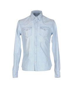DISARMED   Джинсовая Рубашка