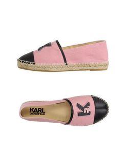 Karl Lagerfeld | Эспадрильи