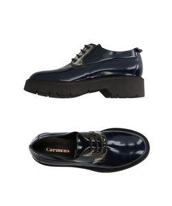 Carmens | Обувь На Шнурках