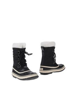 Sorel   Полусапоги И Высокие Ботинки