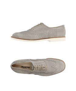 Unlimited | Обувь На Шнурках