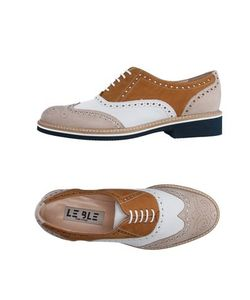 Le Ble | Обувь На Шнурках