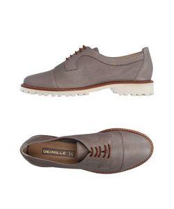 DEIMILLE | Обувь На Шнурках