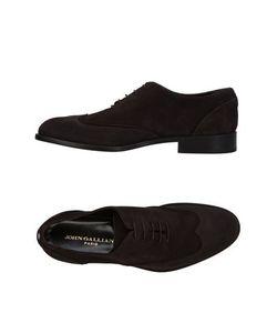 John Galliano | Обувь На Шнурках