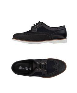 Santoni   Обувь На Шнурках