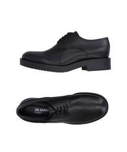 Jil Sander Navy | Обувь На Шнурках