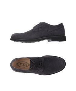 Tod'S | Обувь На Шнурках