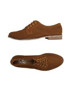 GUSTO   Обувь На Шнурках