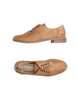 Leonardo Iachini | Обувь На Шнурках