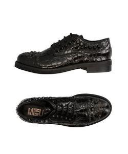 MIMMU   Обувь На Шнурках