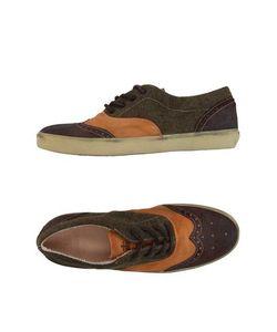 Leather Crown | Обувь На Шнурках