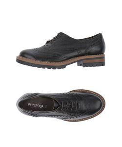 Peperosa | Обувь На Шнурках