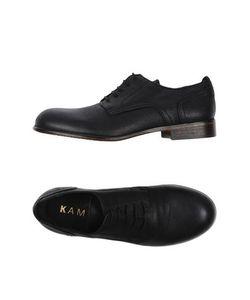 KAMMI | Обувь На Шнурках