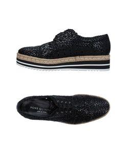 Pons Quintana | Обувь На Шнурках