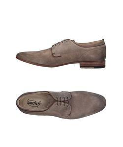Smith's American   Обувь На Шнурках