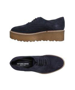Victoria Wood   Обувь На Шнурках