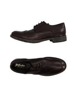 Gabardine | Обувь На Шнурках