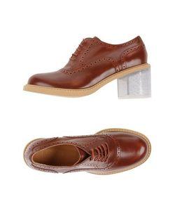 MM6 by Maison Margiela | Обувь На Шнурках