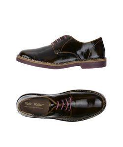Wally Walker | Обувь На Шнурках