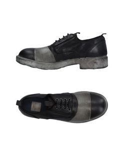 Rubber Soul E O.X.S. | Обувь На Шнурках
