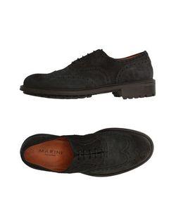 Marini   Обувь На Шнурках