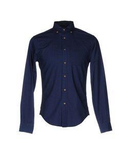 ALEX MILL | Джинсовая Рубашка