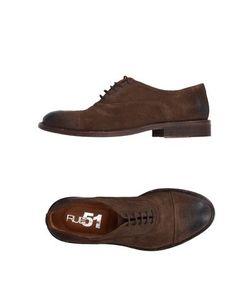 RUE 51 | Обувь На Шнурках
