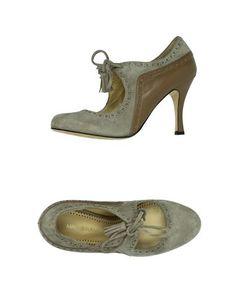 Mina Buenos Aires | Обувь На Шнурках