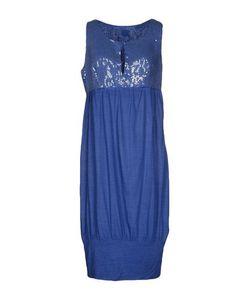 120% Lino | Платье До Колена