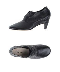 El | Обувь На Шнурках