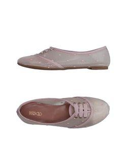 Red(V) | Обувь На Шнурках