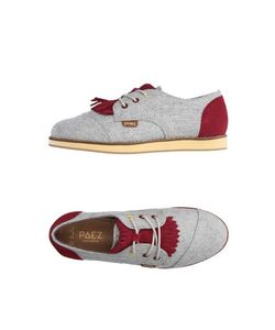 Paez | Обувь На Шнурках