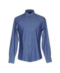 Versace Collection | Джинсовая Рубашка